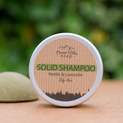 Shampoo Bar Ireland Oily Hair