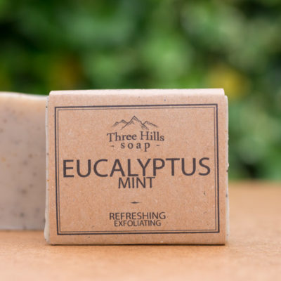 Eucalyptus Mint Eco Friendly sustainable Soap Ireland
