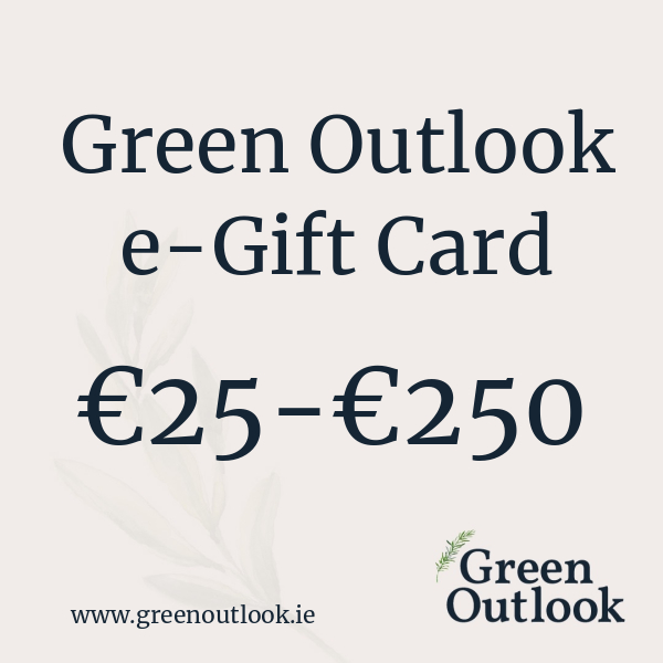 Green Outlook Gift Voucher Sustainable Gift Zero Waste Gift