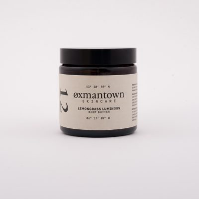 Oxmantown Lemongrass Body Butter