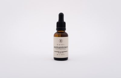 Oxmantown Beard Oil