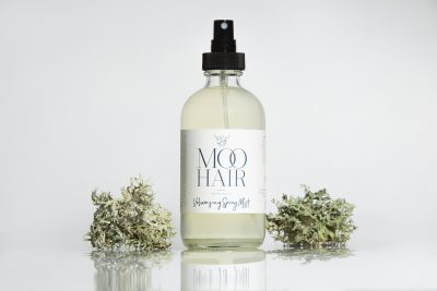 250ml Volumising Hair Mist in Glass Bottle