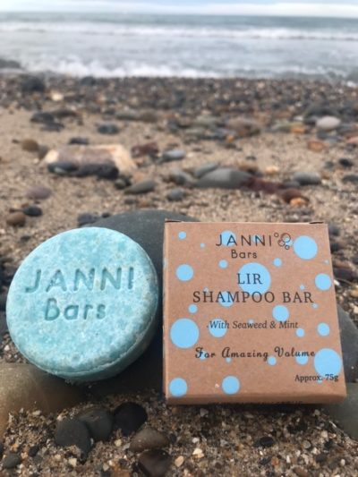 Shampoo Bar for Volume Irish Made Sustainable Hair Care