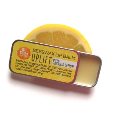 Lip Balm Uplift Ruth's Palm Free