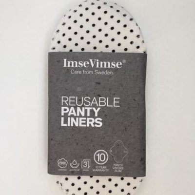 Reusable Slim Panty Liners