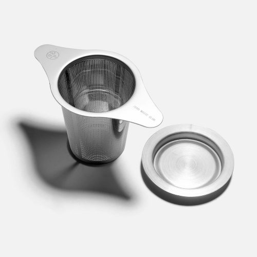 Reusable Tea Strainer Green Outlook Zero Waste Club