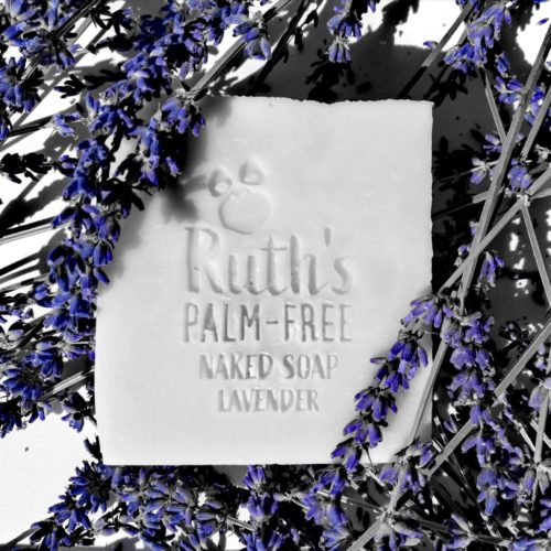 Lavender Vegan Soap Ruth's Palm Oil Free