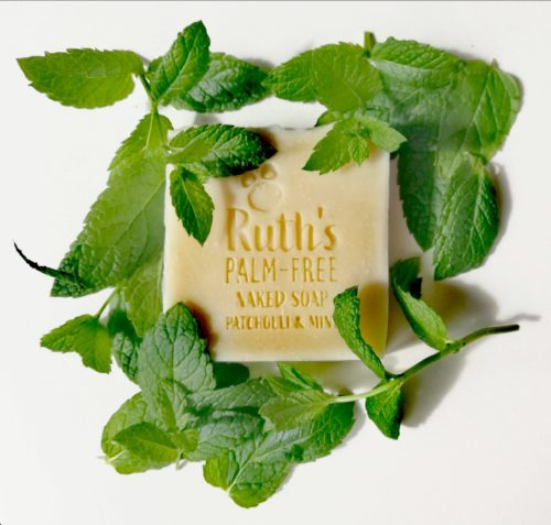 Patchouli & Mint Soap Ruth's Palm Free
