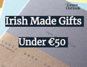 Irish Gifts Under €50 Green Outlook Sustainable Gifts from Ireland