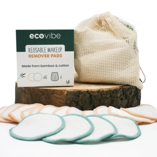 Reusable Makeup Remover Pads EcoVibe