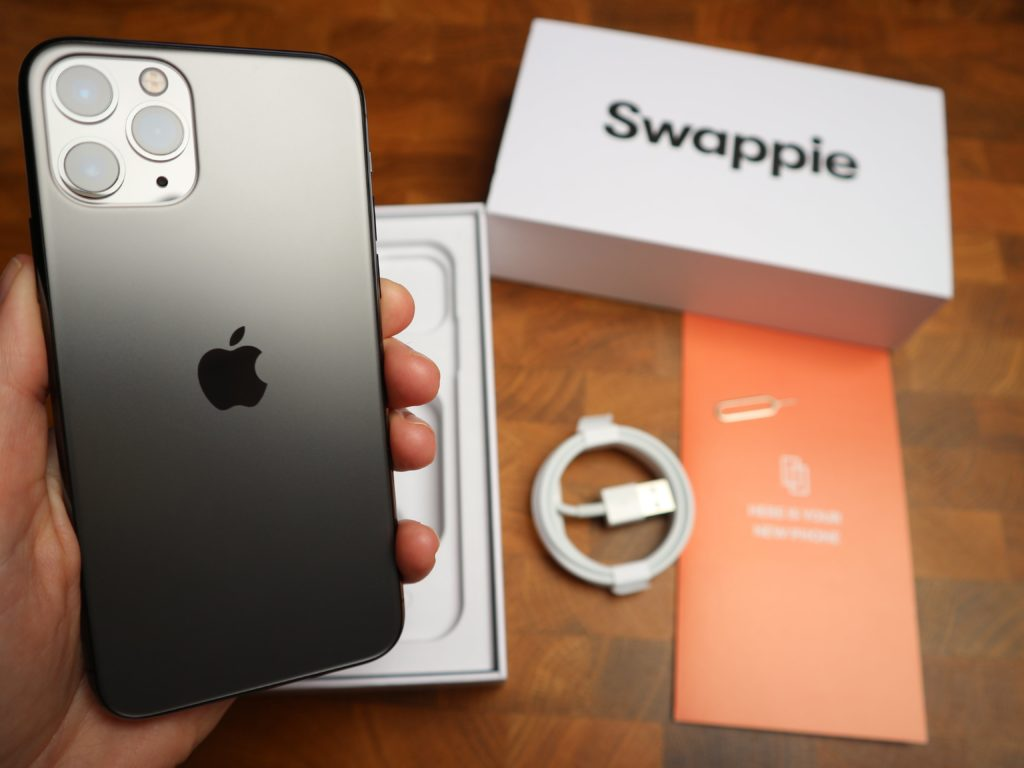 Refurbished iPhone 11 Pro from Swappie