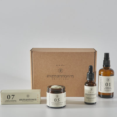 Balance Bundle for Oily Skin Oxmantown Skincare
