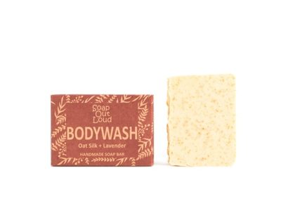 All natural bodywash from Soap Out Loud
